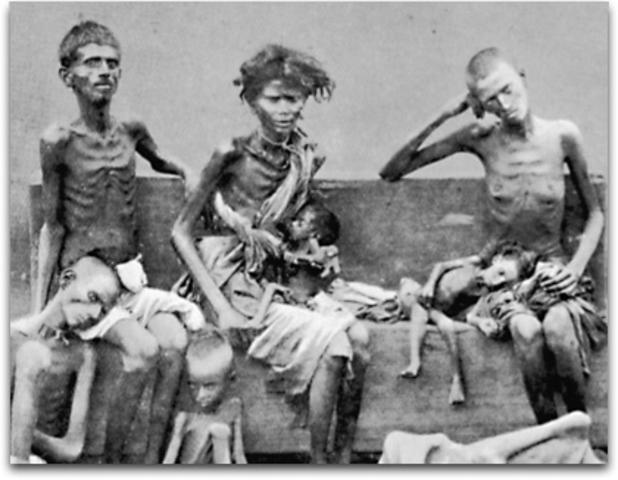 Golomodor -  Genocidio ucraniano y auge de la crisis