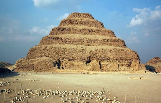 Oudste piramide