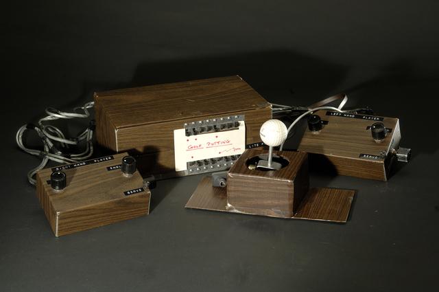 """""""Brown Box"""", el primer prototipo"""