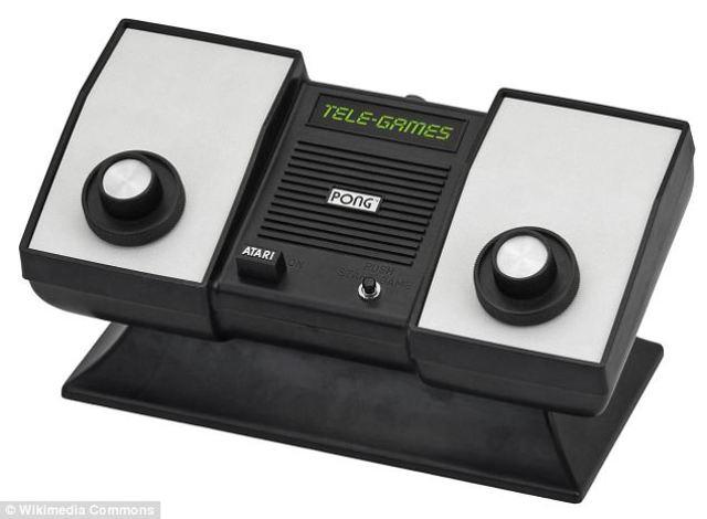 Pong, de Atari