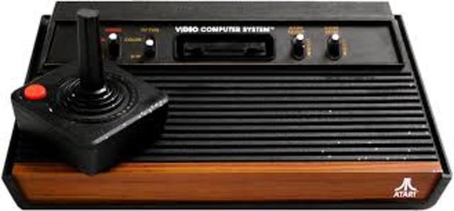 Atari 2600 VCS