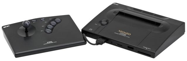 Neo-Geo, de SNK
