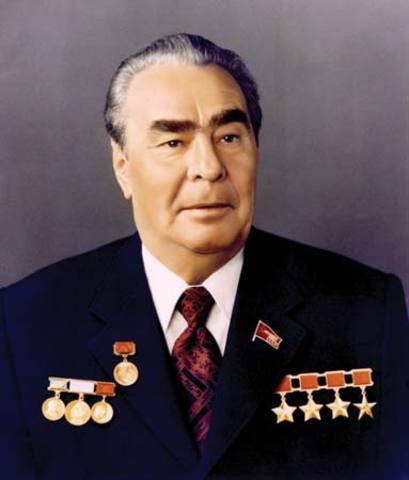 4.- Leonid Brézhnev