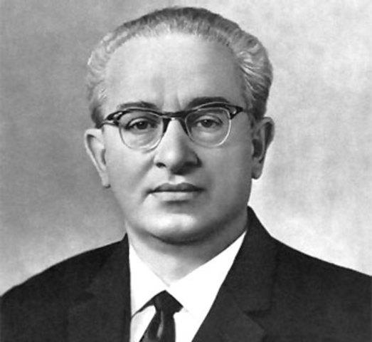5.- Yuri Andropov