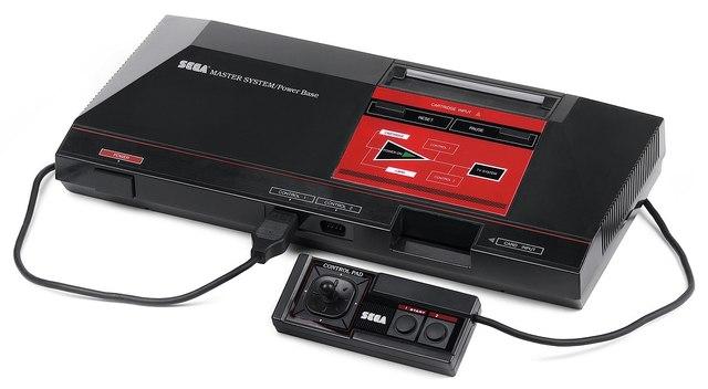 Master System, de Sega