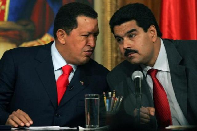 Maduro Gets Designated