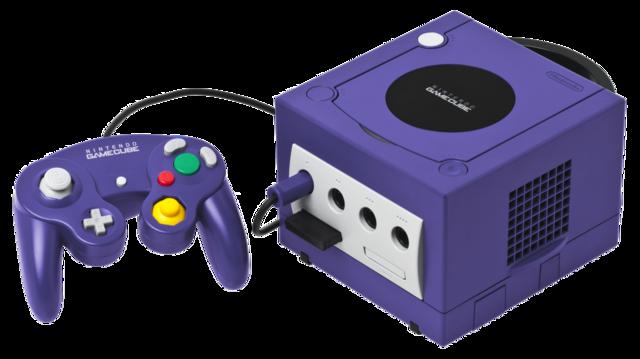 GameCube, de Nintendo