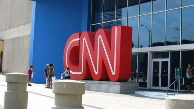 CNN Gets Pushed Away