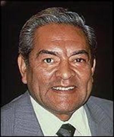 Erman González Ministro de Economía