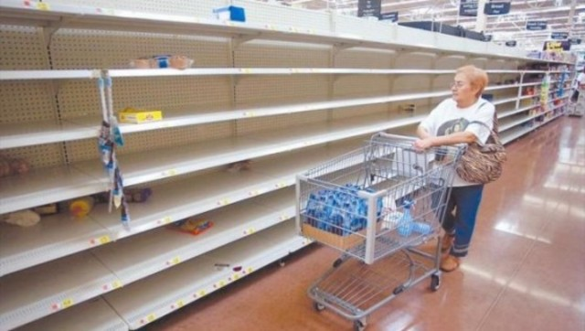 People Are Starving