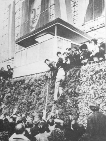 Retorno definitivo de Perón y masacre de Ezeiza
