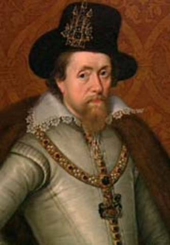Reign of James I