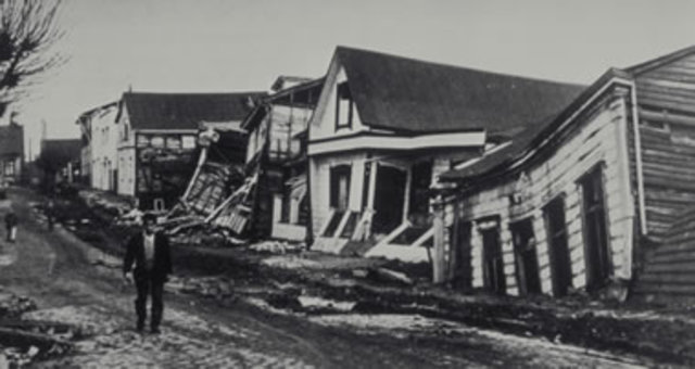 Great Chilean Earthquake