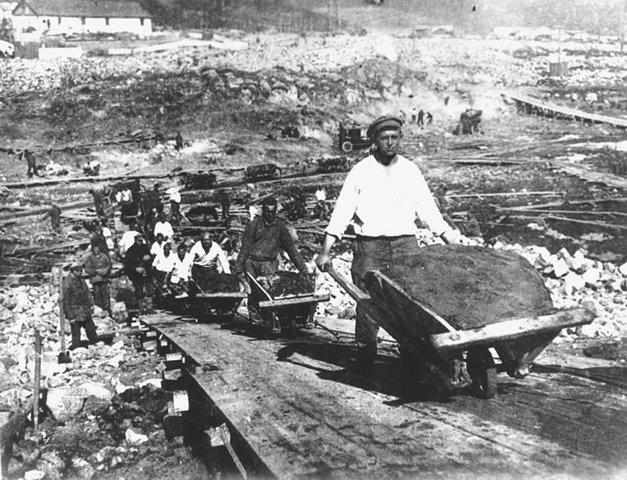 """Gulag"" - Campos de concentración"