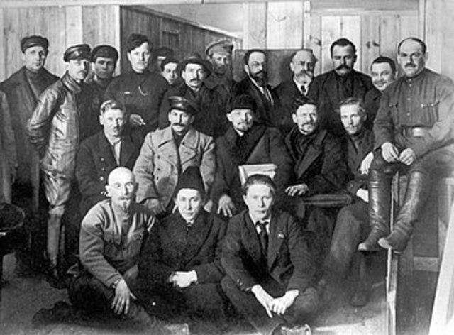 XV Congreso del Partido Comunista de la Unión Soviética (PCUS)