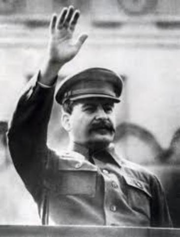 Stalin gran vencedor - IIGM
