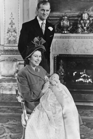 Nace el heredero al trono británico