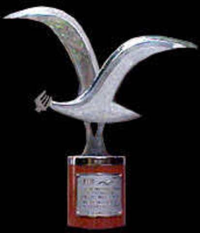 El premio Gaviota de Plata