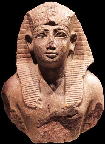eerste Farao