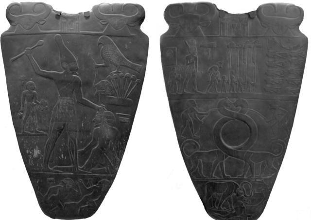 Het palet van Narmer