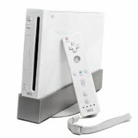 Wii, de Nintendo
