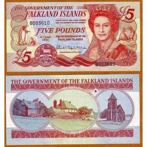 Preocupación de la reina Isabel por la Guerra de las Malvinas