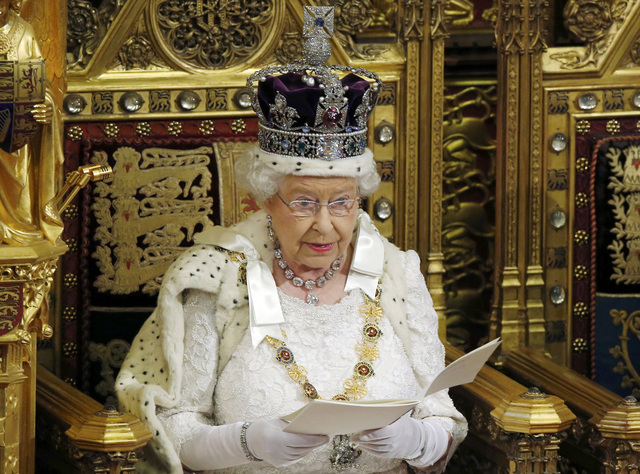 """Discurso de su aniversario número 40 como monarca en su ¨""""Annus Horribilis"""""""