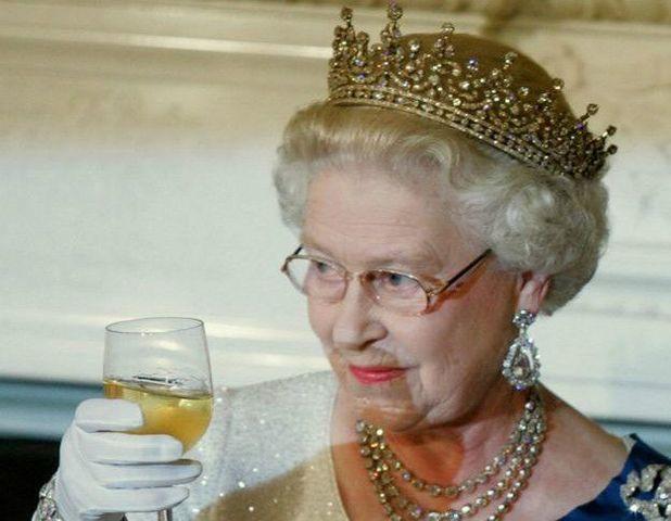 Problemas de salud de Isabel II