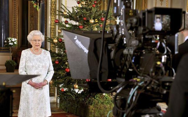 Mensaje navideño de la reina