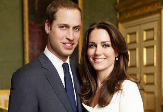 Isabel II emite el consentimiento oficial para el matrimonio entre Guillermo y Kate Middleton