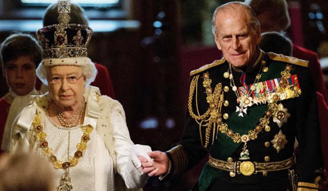 La reina y el príncipe Felipe celebran su aniversario de bodas