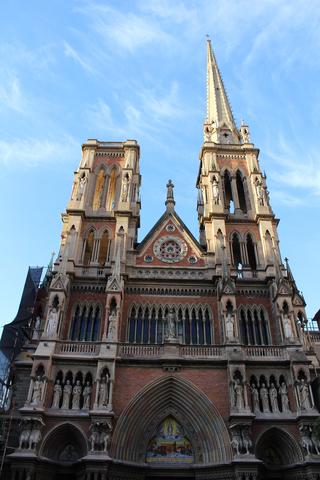 Iglesia del Sagrado Corazón - Córdoba