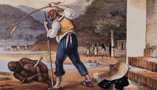Complexo açucareiro e a escravidão