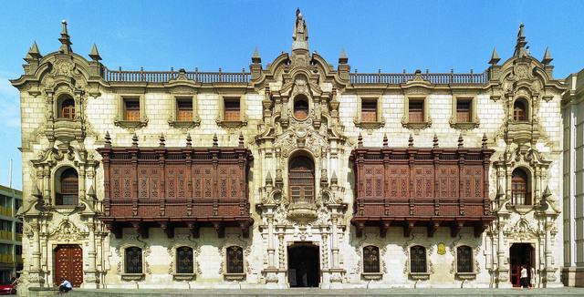 Palacio Arzobispal - Lima