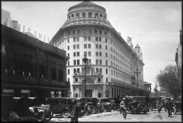 Banco de Boston - Buenos Aires