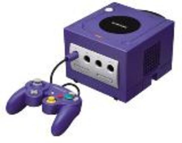 Nintendo Game Cube (GC)