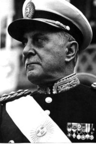 Asunción de Viola a la presidencia