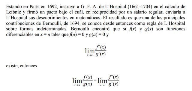 Aportes de los Bernoulli