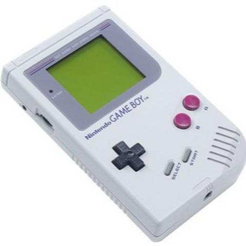 Game Boy, de Nintendo