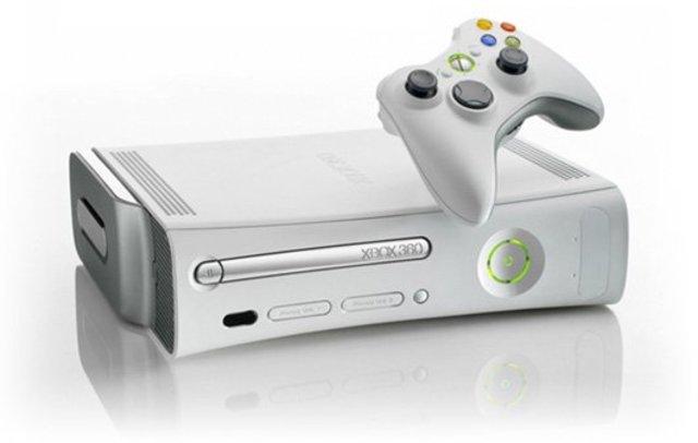 Xbox 360, de Microsoft