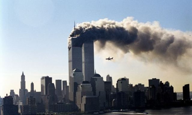 Sept. 11, New York City, Arlington, Va., and Shanksville, Pa.