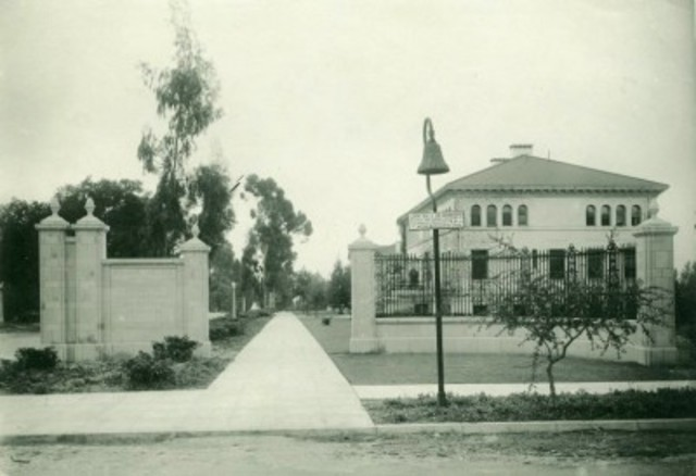 Pomona College Established