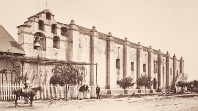 San Gabriel Arcangel Mission