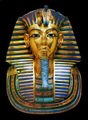 Toetanchamon wordt farao