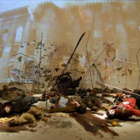 First Markale Massacre