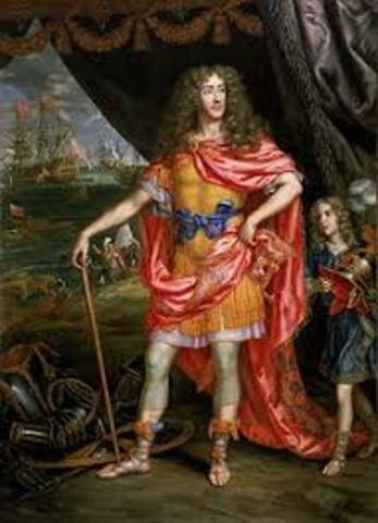British captured Dutch colonies in name of Duke of York
