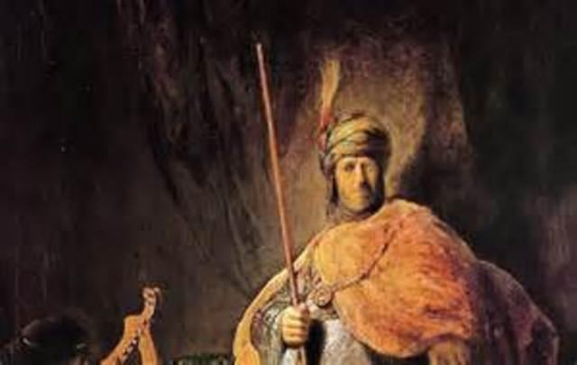 Koninkrijk Israël.