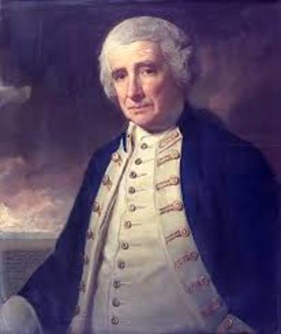Gen. John Forbes led British forces in capture of Fort Duquesne