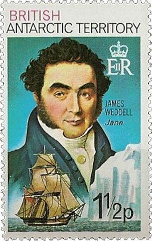 Captain James Weddell
