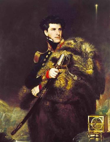 Captain James Clark Ross